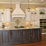 Custom Kitchen and Island