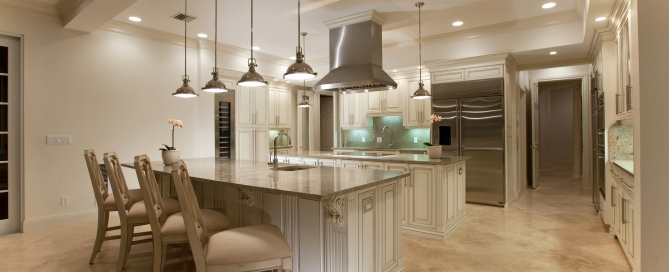 Beautiful gallery of photos of custom kitchens, island, eat-in kitchens, dining rooms and breakfast nooks