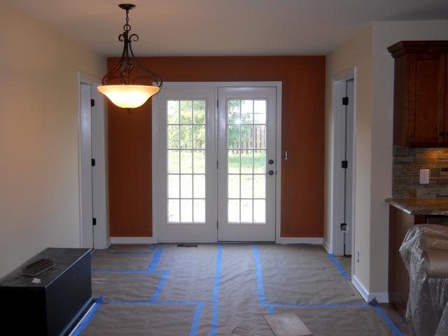 Doorway After Remodeling