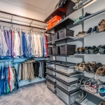 Custom Closet for Master Bedroom