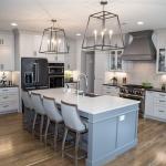 custom kitchens by Hannah Custom Homes