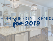 Home Design Trends for 2019